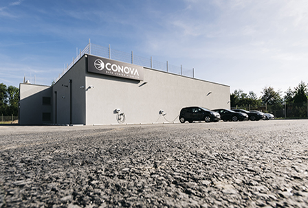 conova DC6 EN50600