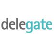 Logo des conova kunden delegate